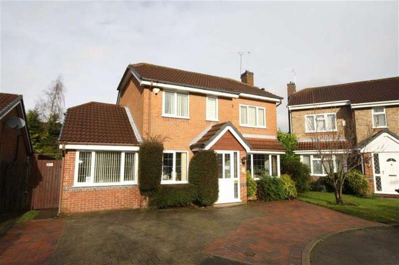 5 Bedrooms Detached House for sale in Lamorna Close, Horeston Grange, Nuneaton