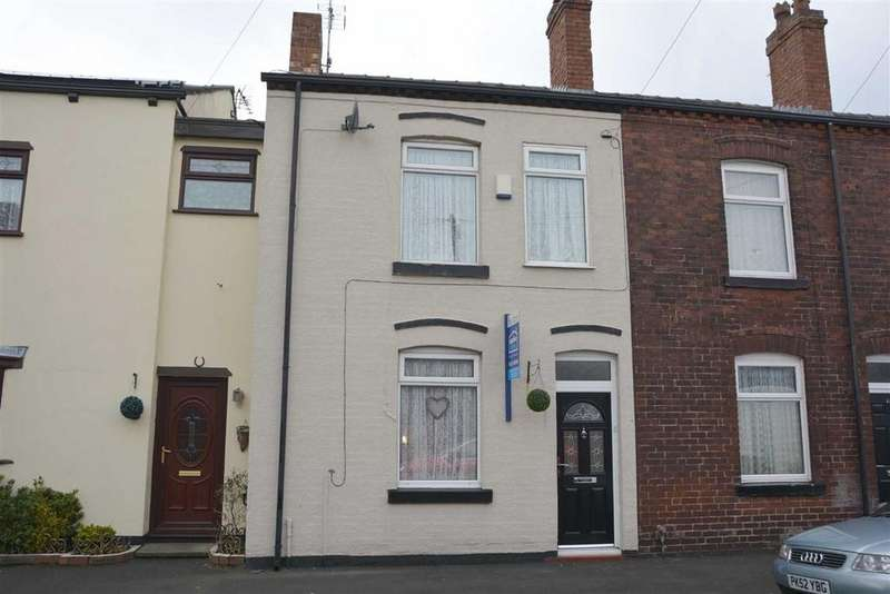 3 Bedrooms Terraced House for sale in Alexandra Street, Newtown, Wigan, WN5