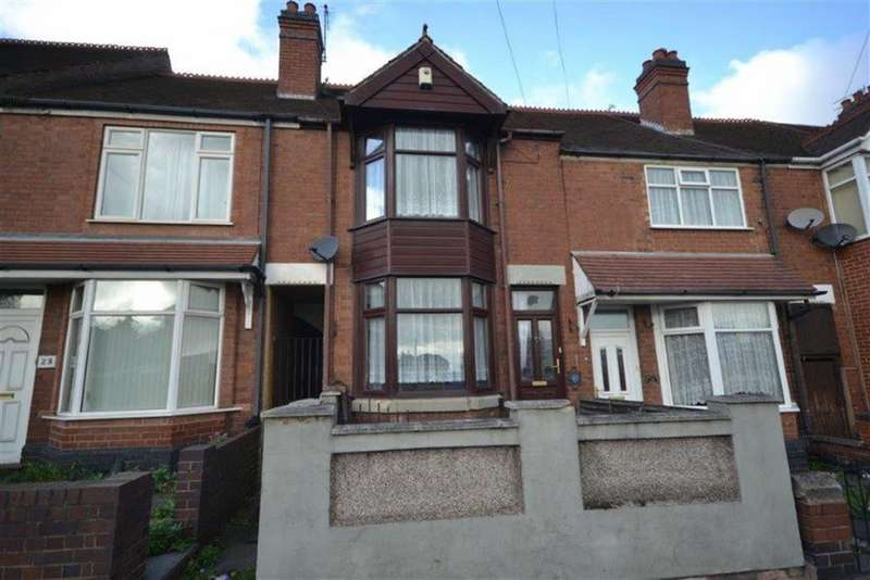 2 Bedrooms Terraced House for sale in Croft Road, Stockingford, Nuneaton