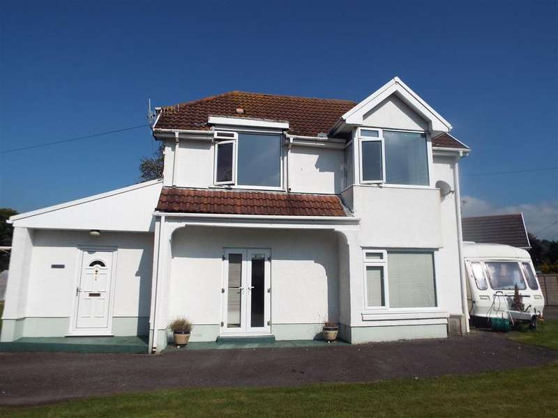 3 Bedrooms Detached House for sale in The Links, Pembrey, Burry Port