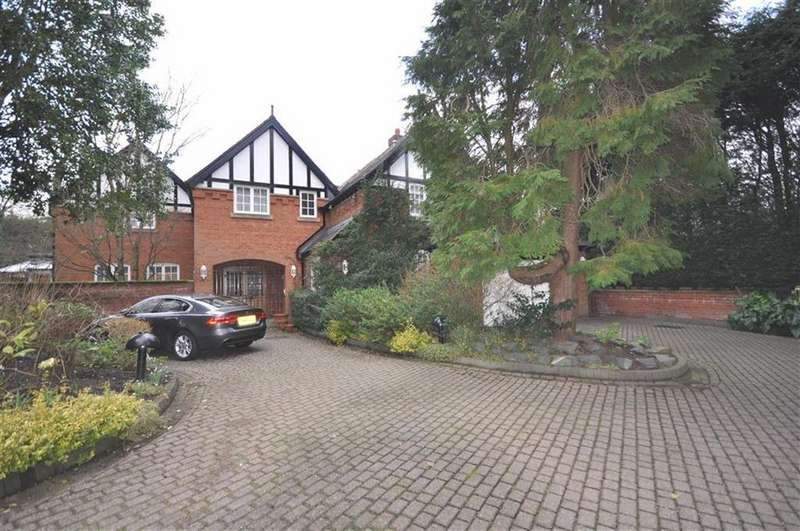 5 Bedrooms Detached House for sale in Mersey Road, Didsbury, Manchester, M20