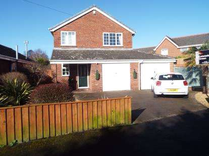 4 Bedrooms Detached House for sale in Hoggs Hill Lane, Formby, Merseyside, Uk, L37
