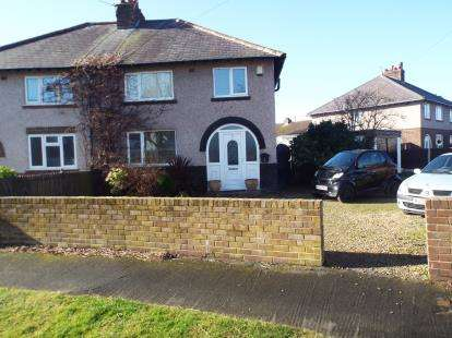 3 Bedrooms Semi Detached House for sale in Whitehouse Lane, Formby, Liverpool, Merseyside, L37
