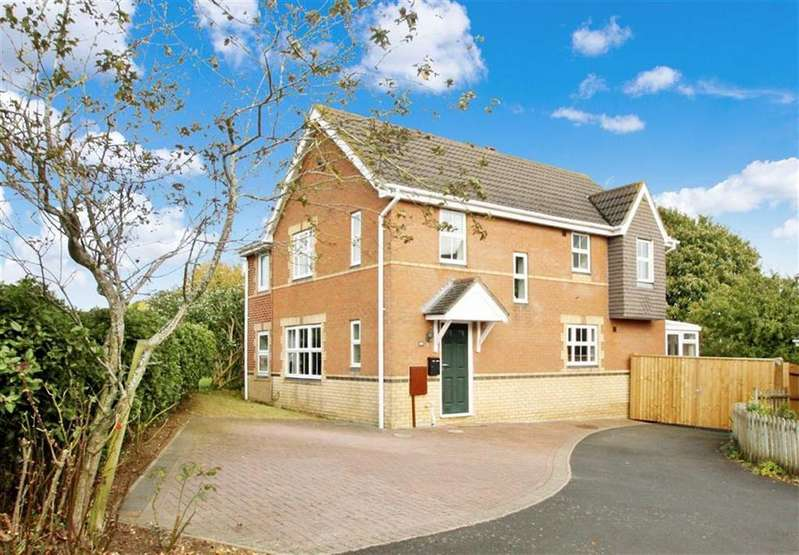 6 Bedrooms Detached House for sale in 20, Humphries Drive, Brackley