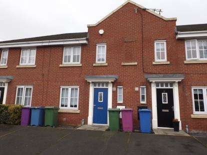 3 Bedrooms Terraced House for sale in Dylan Close, Kirkdale, Liverpool, Merseyside, L4