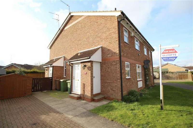 1 Bedroom Terraced House for sale in Woldholme Avenue, Driffield, East Yorkshire