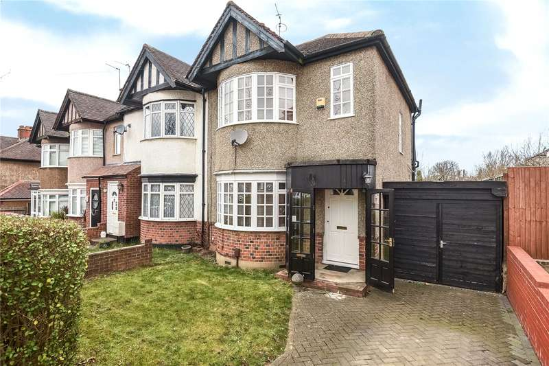 2 Bedrooms End Of Terrace House for sale in Linden Avenue, Ruislip, Middlesex, HA4