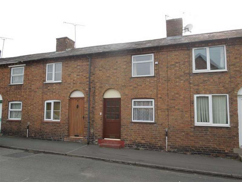 2 Bedrooms Terraced House for sale in Liverpool Road, Whitchurch, SY13