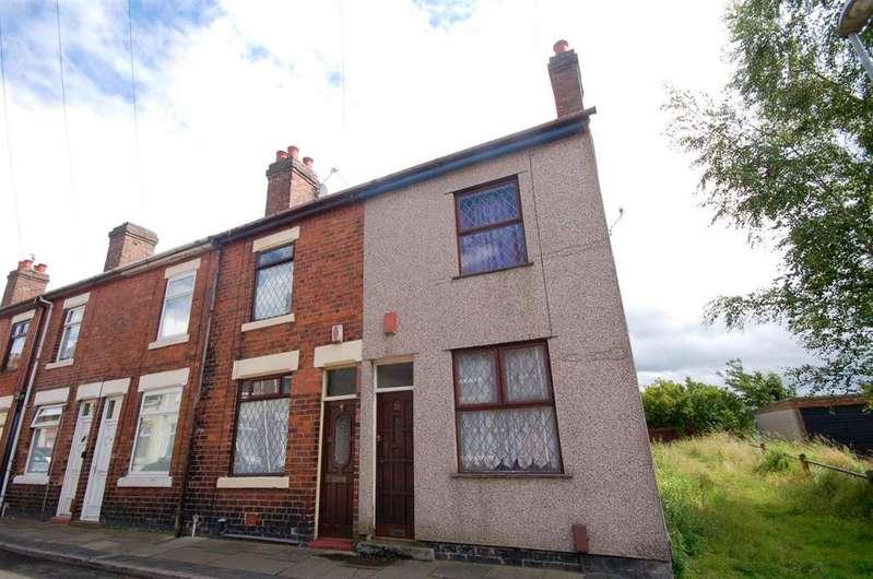 2 Bedrooms End Of Terrace House for sale in Samuel Street, Packmoor