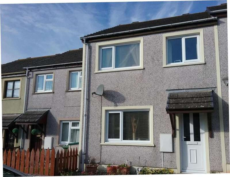 3 Bedrooms Terraced House for sale in Pennar