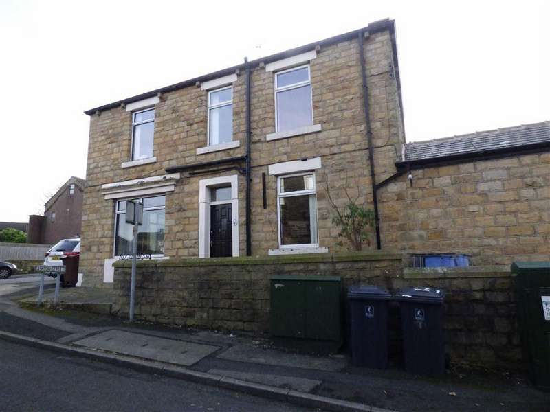 3 Bedrooms End Of Terrace House for sale in Ashton Street, Glossop, Derbyshire, SK13
