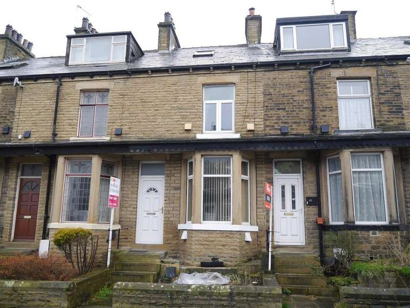 3 Bedrooms Terraced House for sale in Lister Avenue, East Bowling, BD4 7QP