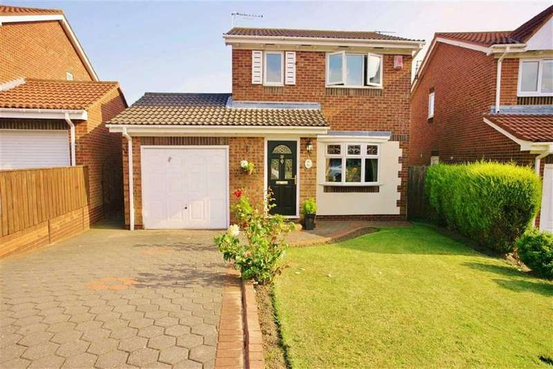 3 Bedrooms Detached House for sale in Hinkley Close, Broadway Grange, Sunderland, SR3