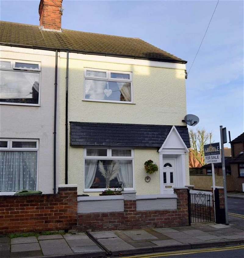 3 Bedrooms Terraced House for sale in Rowston Street, Cleethorpes, North East Lincolnshire
