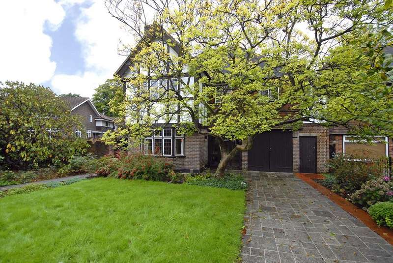 4 Bedrooms Detached House for sale in Sydenham Hill,SE26