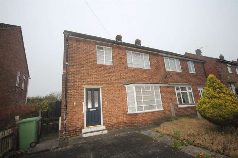 3 Bedrooms Semi Detached House for sale in Holly Hill, Shildon DL4
