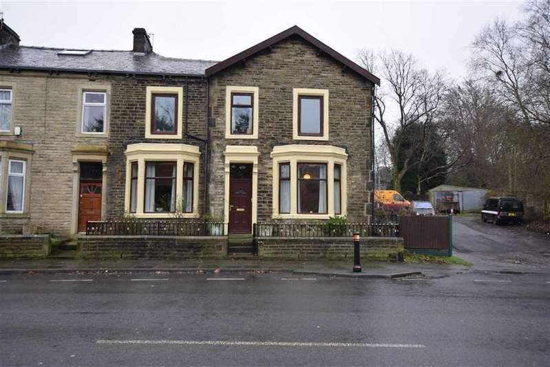 4 Bedrooms Terraced House for sale in Coal Clough Lane, Burnley, Lancashire