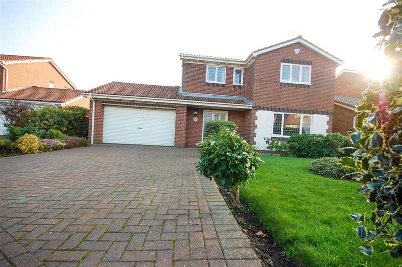 4 Bedrooms Detached House for sale in Angram Drive, Sunderland