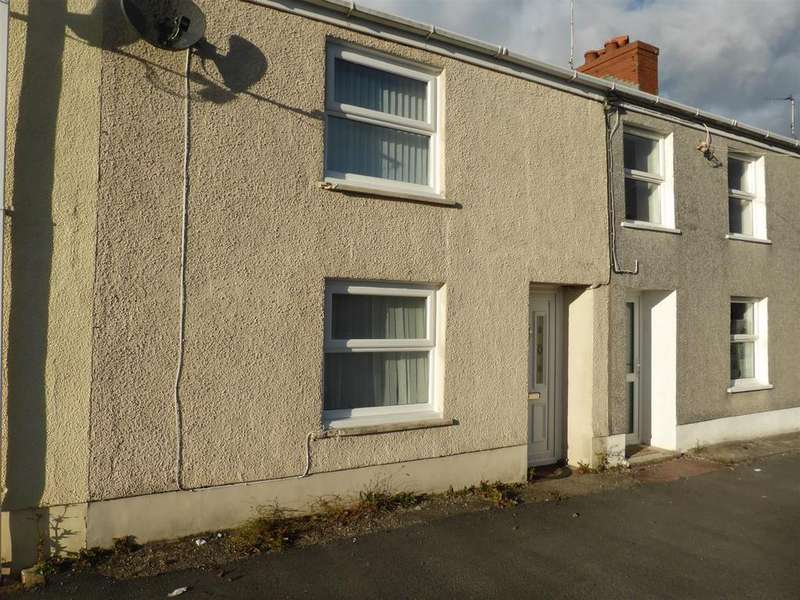 2 Bedrooms Terraced House for sale in Hall Street, Upper Brynamman, Ammanford
