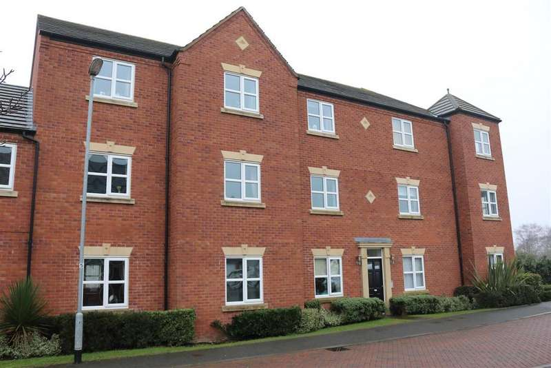 2 Bedrooms Flat for sale in Leven Road, Tamworth