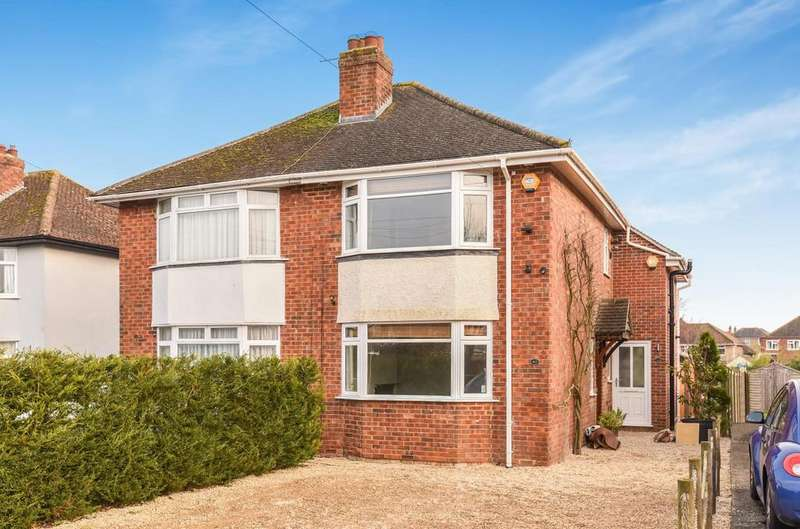 2 Bedrooms Terraced House for sale in Burdell Avenue, Headington, Oxford