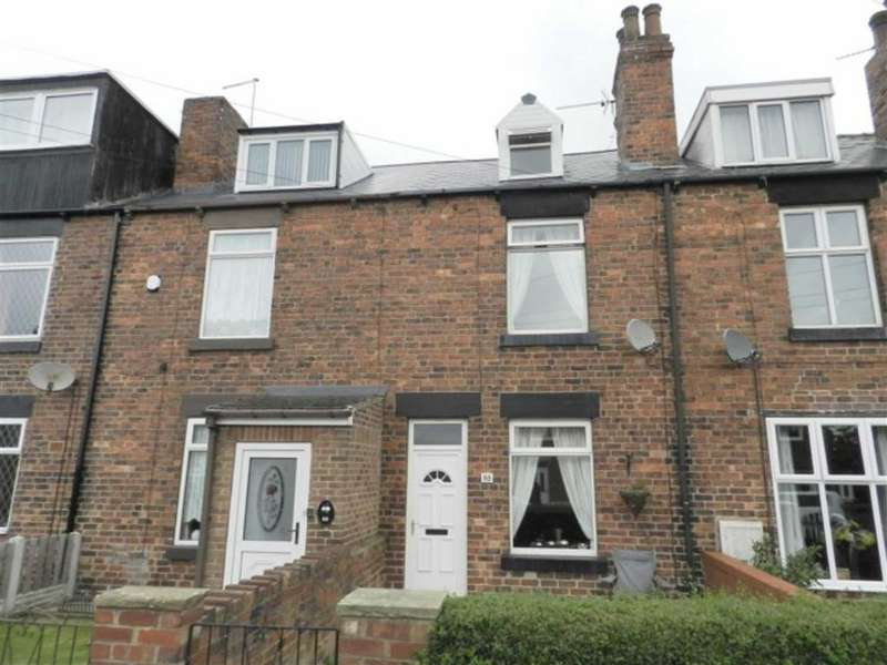 3 Bedrooms Terraced House for sale in Church Hill, Royston, Barnsley, S71
