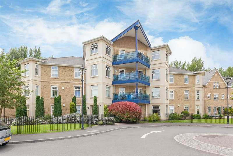 2 Bedrooms Apartment Flat for sale in Cox's Ground, Central North Oxford