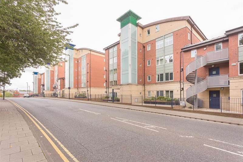 2 Bedrooms Duplex Flat for sale in City Road, Newcastle upon Tyne