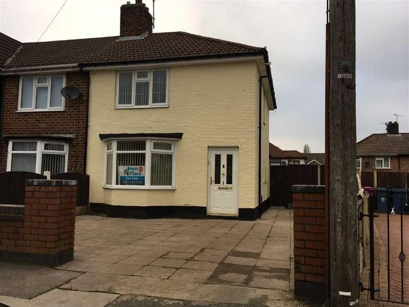 3 Bedrooms Terraced House for sale in Aldwark Road, Liverpool, Liverpool