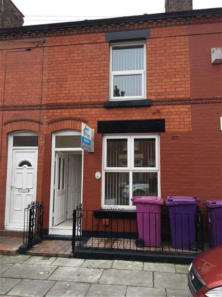 2 Bedrooms Terraced House for sale in Grosvenor Road, Liverpool