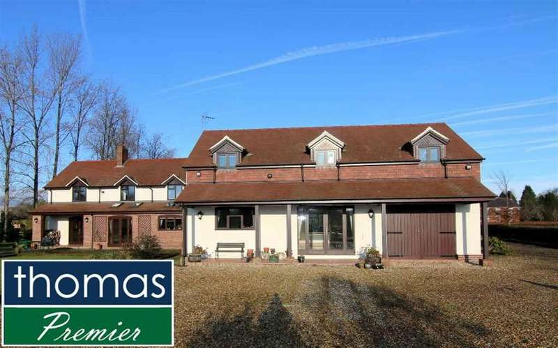 5 Bedrooms Detached House for sale in Plough Lane, Christleton