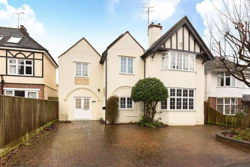 5 Bedrooms Detached House for sale in Sandfield Road, Headington, Oxford