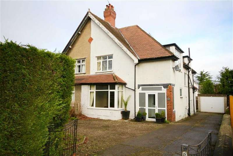 3 Bedrooms Semi Detached House for sale in Wetherby Road, Harrogate, HG2