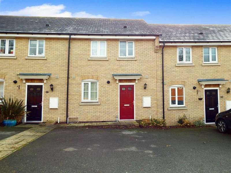 3 Bedrooms Terraced House for sale in Fresson Road, Stevenage, Hertfordshire, SG1