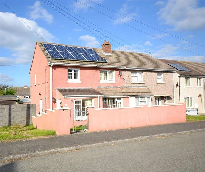 3 Bedrooms End Of Terrace House for sale in Hakin, Milford Haven