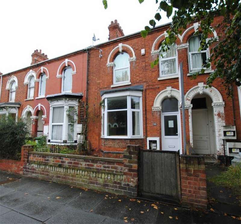 6 Bedrooms Terraced House for sale in Hainton Avenue, Grimsby, North East Lincolnshire