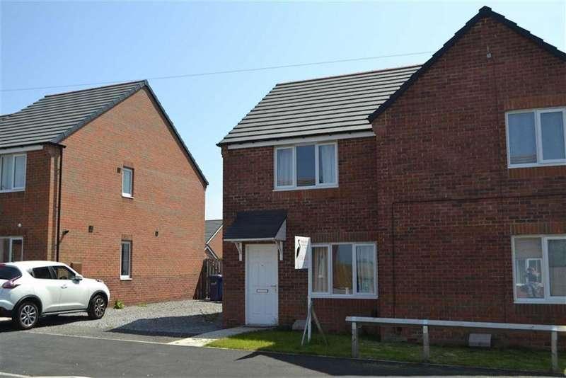 2 Bedrooms Semi Detached House for sale in Mulberry Avenue, Marley Park, Sunderland, SR5