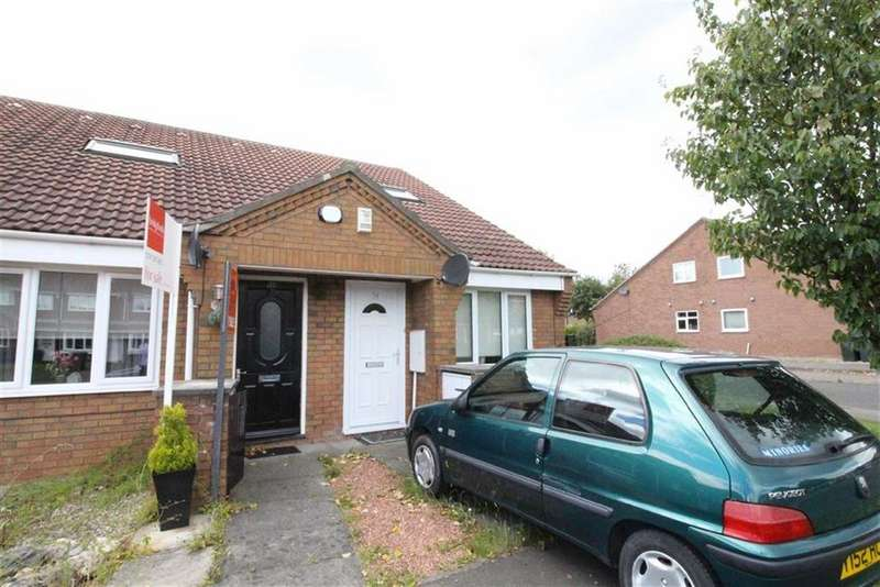 1 Bedroom Terraced Bungalow for sale in Northumbrian Way, North Shields