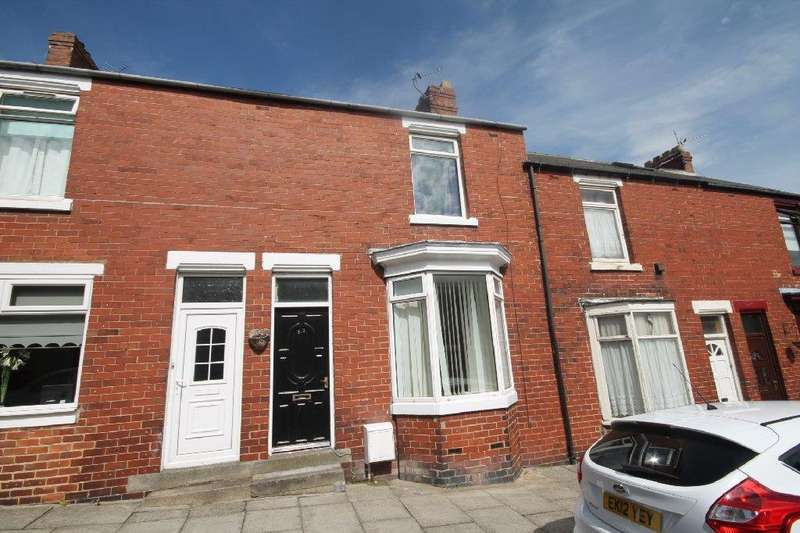 2 Bedrooms Terraced House for sale in Pearl Street, Shildon