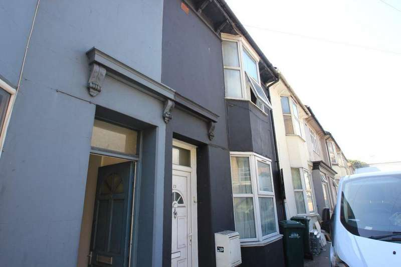 4 Bedrooms Terraced House for rent in Hollingdean Road, Brighton