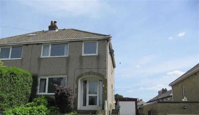 3 Bedrooms Semi Detached House for sale in Water Hill Lane, Sowerby Bridge