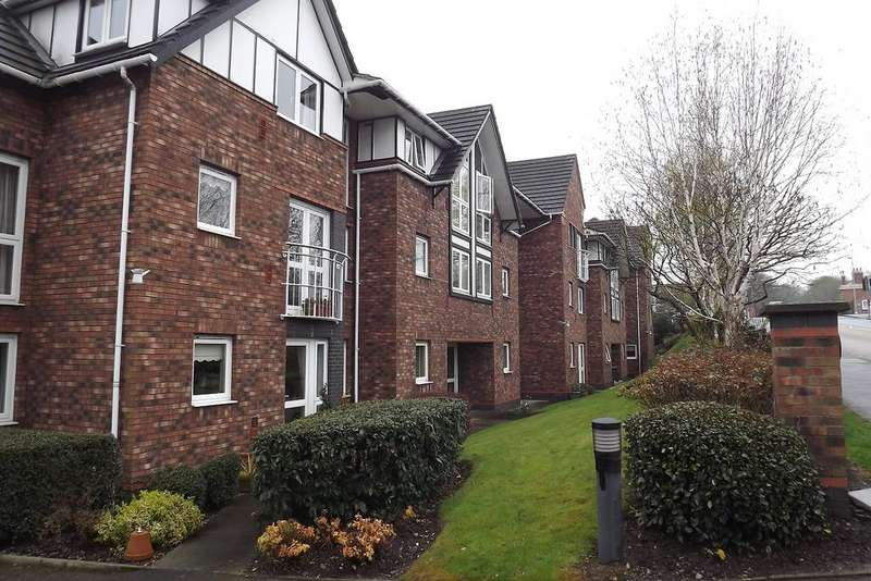 1 Bedroom Retirement Property for sale in Brindley Court, London Road, Stockton Heath