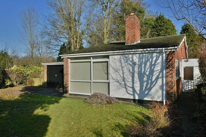 3 Bedrooms Detached Bungalow for sale in Abbey Lane, Hartford