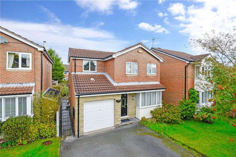 3 Bedrooms Detached House for sale in Hartley Road, Harrogate, North Yorkshire