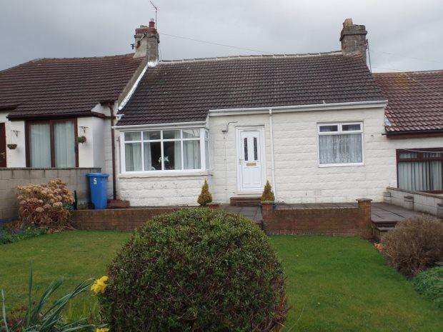 2 Bedrooms Terraced Bungalow for sale in PRIMROSE AVENUE, HORDEN, PETERLEE AREA VILLAGES
