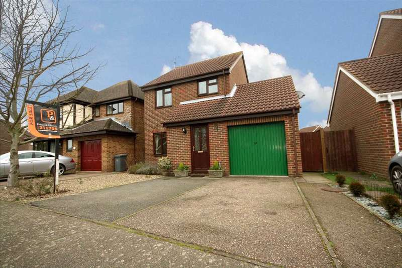 3 Bedrooms Detached House for sale in Rowarth Avenue, Kesgrave
