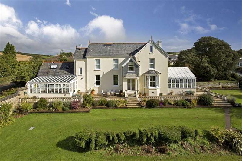5 Bedrooms Detached House for sale in Chillington, Kingsbridge, Devon, TQ7