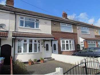 3 Bedrooms Terraced House for sale in Carr Lane East, Croxteth, Liverpool
