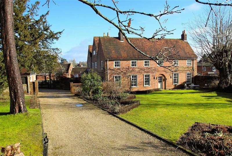 5 Bedrooms House for sale in Heath Lane, Codicote, SG4 8WP
