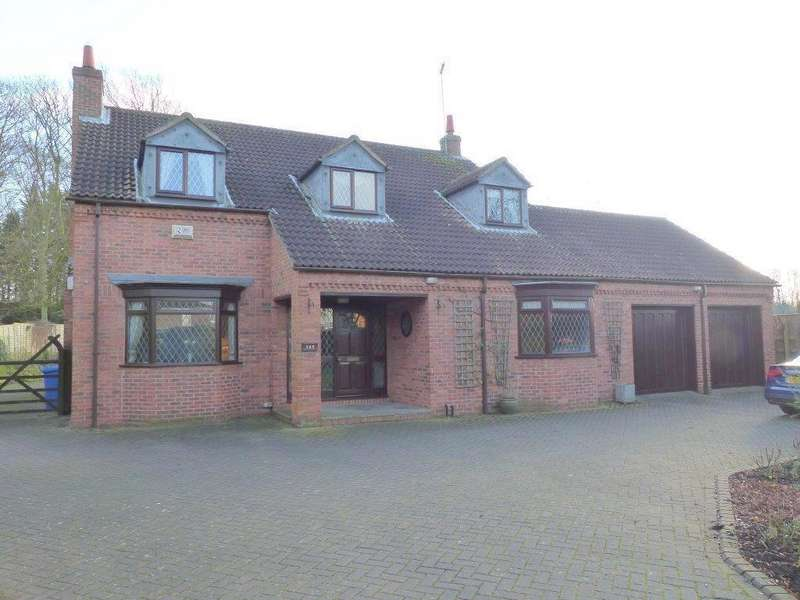 4 Bedrooms Detached House for sale in The Meadows, Cherry Burton